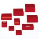 6x6x3 Plastic Parts Box