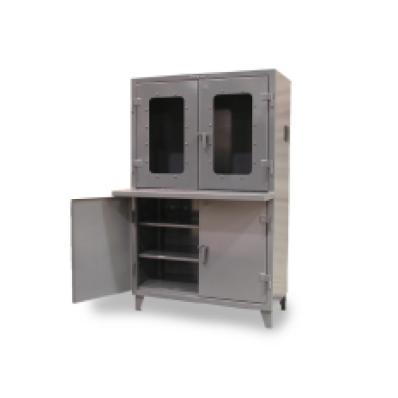 STRONGHOLD 46-CC-LD-242ES - www.AmericanWorkspace.com/49-clearview-cabinets