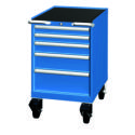 MP600 5-Drawer Mobile Cabinet