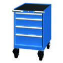 MP600 4-Drawer Mobile Cabinet