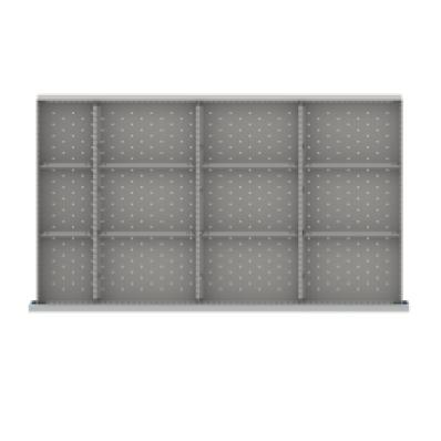 LISTA MWDR312-150 - www.AmericanWorkspace.com/195-mw-5-inch-drawer-kits