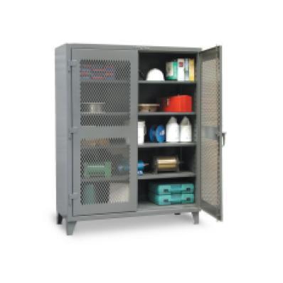 STRONGHOLD 36-V-244 - www.AmericanWorkspace.com/50-ventilated-cabinets