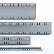 """2"""" x 36-1/8"""" Slotted Partition"""