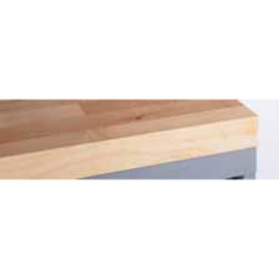 LISTA BTOP-1MTC - www.AmericanWorkspace.com/121-ash-butcher-block