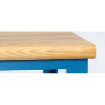 LISTA BTOP-8436BN - www.AmericanWorkspace.com/121-ash-butcher-block