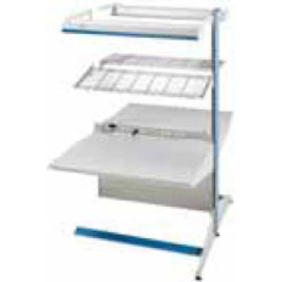 LISTA XSA-DA608428SLLG - www.AmericanWorkspace.com/2-modular-workstations