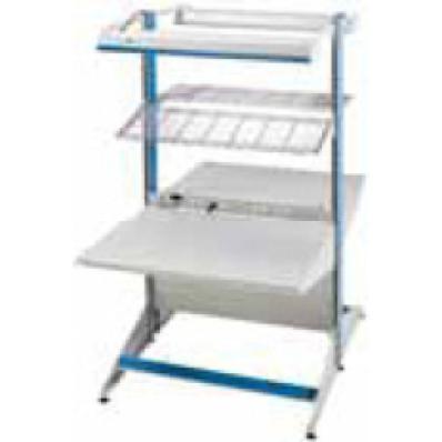 LISTA XSA-DS608430SLLG - www.AmericanWorkspace.com/2-modular-workstations