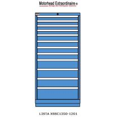 LISTA XSSC1350-1201 - www.AmericanWorkspace.com/130-eye-height-cabinets