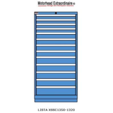 LISTA XSSC1350-1320 - www.AmericanWorkspace.com/130-eye-height-cabinets