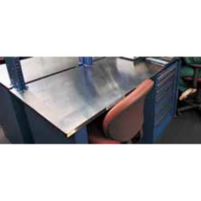 LISTA LSSTOP-84 - www.AmericanWorkspace.com/122-stainless-steel-tops