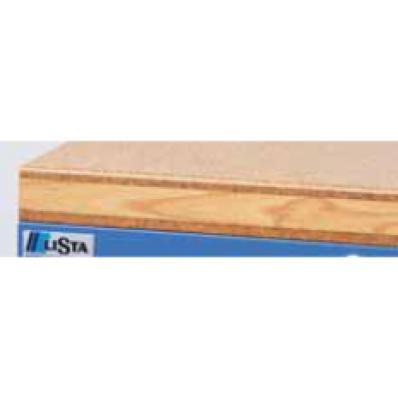 LISTA LTOP-60 - www.AmericanWorkspace.com/123-wood-core-work-tops