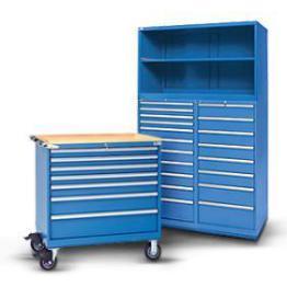 LISTA Drawer Storage Cabinets,Parts Storage,Tool Storage ...